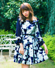 LIZ LISA - Rose Pattern Dress