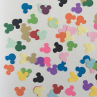 Mickey Mouse Scrapbooking 80 Pcs Cardstock Confetti