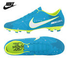Mens Nike Mercurial Victory Vi Njr Fg Soccer Cleats Blue Firm Ground Boots New