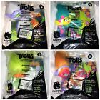2016 MCDONALD'S HAPPY MEAL TOY DREAMWORKS TROLLS PENCIL TOPPERS NEW