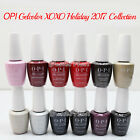 OPI Soak-Off GelColor XOXO 2017 HOLIDAY Collection @PICK 1 Gel Polish / Base Top