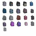 Everest Underlying Student Backpack Day trip Printed