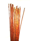 Natural Thin Bamboo Stakes Over 5 Feet Tall - Pack Of 20