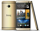 New HTC One M7 32GB 4G GPS Unlocked 4.7'' Android Smartphone Blue Gold Silver
