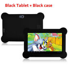 "7"" INCH KIDS ANDROID 4.4 TABLET PC QUAD CORE WIFI Camera Xmas CHILD CHILDREN UK New"