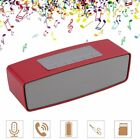 portable stereo systems - Portable Wireless Bluetooth Speaker 3D Stereo Super Bass Speakers Sound System @