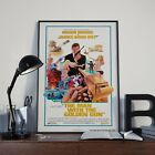 James Bond 007 The Man With The Golden Gun Movie Film Poster Print Picture A3 A4 £7.9 GBP on eBay