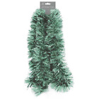 Xmas Tree Decoration 2M Chunky,Ice Tinsel,Silver,Gold,Holly Berry,Star Garland