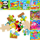 car games for babies - 3D Wooden Puzzle Cartoon Jigsaw Puzzle Educational Toys Funny Games for Children