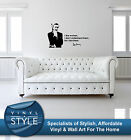 SEAN CONNERY JAMES BOND DECAL STICKER WALL ART GRAPHIC VARIOUS COLOUR $9.88 USD