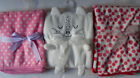 Various Styles Soft Warm Flannel Baby Blanket Throw Kids Gift 27