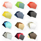 Set of 8 - 100% Cotton Solid Cloth Meal Dinner Napkins 45 x 45 cm