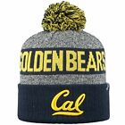 """Top of the World NCAA """"Arctic"""" Striped Knit Pom Beanie Hat 30 TEAMS TO CHOOSE"""