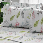 Brielle 100% Cotton Percale Gardenia Bed Linen Collection NEW image
