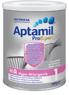 Aptamil Lactose Free - Allergy Care - Anti-Reflux HA 1-2 Comfort 1-2 Lactofidus