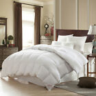 "Super Oversized-Soft and Fluffy Goose Down Feather Comforter-King Size 106""x90"" image"