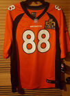 $120 L~2XL Nike NFL OnFIELD Denver Broncos SB50 DEMARYIUS THOMAS #88 Game Jersey $49.95 USD on eBay