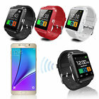 Bluetooth Smart Wrist Watch Phone Mate For Android IOS Samsung iPhone LG image