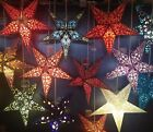 60cm HANGING STAR Wedding Party Birthday Decoration Paper Lantern Lamp Shade
