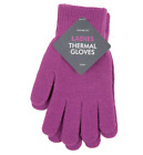 WOMENS & MENS WINTER TOUCHSCREEN / CHENILLE SOFT THERMAL GLOVES iPhone Ladies