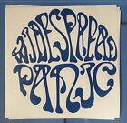 "Widespread Panic Circle Font 3.5"" x 3.5"" Vinyl Decal Sticker Indoor Outdoor Use"
