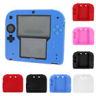 Protective Silicone Rubber Gel Skin Case Cover Protector for Nintendo 2DS