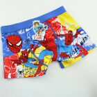 Внешний вид - Boy underwear Spider-Man cotton children pantie shorts kid accessories Wholesale