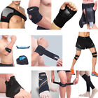 Hand/Wrist/Elbow/Shoulder/Knee/Calf/Ankle Support Brace Adjust Sports Wrap Pad $7.59 USD on eBay