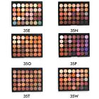 35 Colors Makeup Eyeshadow Palette Shimmer Matte Eye Shadow Cosmetics Beauty WOW