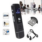 USB Flash Drive Rechargeable Digital Voice Recorder + Free 32GB Micro SD Card