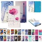 For Digma Citi Motion 4G Wallet Bag Flip Case Cover Angry Happy Dream Rose Dot