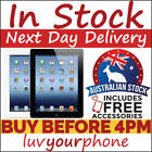 Apple iPad 3rd Gen 16GB 32GB 64GB Black White Wi-Fi & 4G Aussie Model