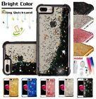 Apple iPod Touch 6 5th Gen Hybrid Bling Glitter Protective Rubber Case Cover Pad