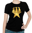 Hamilton An American Musical T Shirt Black