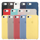 New Apple iPhone 7 / iPhone 7 PLUS Silicone Case Cover