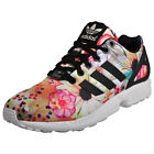 Adidas Originals ZX Flux Womens Casual Fitness Jogging Gym Trainer Floral