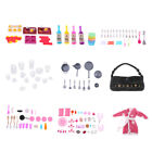 Fashion Dolls Accessories for Barbie Dolls House Food Kitchen Supplies Gifts