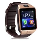 Bluetooth DZ09 Smart Watch for Android Samsung iPhone iOS HTC & all Smart Phones