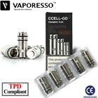 Genuine  Vaporesso CCELL-GD Ceramic Coil 0.5 ohm 20-35W Target Mini Core NEW TPD