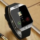 Smart Watch Phone w/wireless earpiece support TF Card for Android iPhone 5 6 7 8