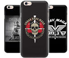 Krav Maga Israel Fighting System MMA Phone Cover Case For Apple iPhone