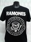 RAMONES WHITE SEAL PUNK ROCK T SHIRT MEN's SIZES image