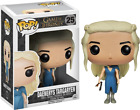 Figurine Pop Game of Thrones n°25 Daenerys Targaryen Blue dress