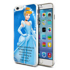 Cinderella Disney Movie Quote Case Cover For Various Mobile Phones - Quote 8