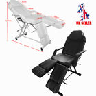 LUXURIOUS MASSAGE SPA BEAUTY TATTO FACIAL SHAVING COUCH BED RECLINING CHAIR UK