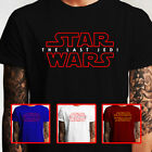 New Star Wars The Last Jedi Logo T Shirt Sizes (S-5XL) Episode VIII, SITH KYLO $15.99 USD
