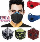 Kyпить Workout Face Mask Cycling Dustproof Windproof Filter Breathing Training Altitude на еВаy.соm