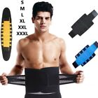 Внешний вид - Men Xtreme Thermo Shaper Waist Trainer Sauna Power Belt Sport Tummy Trimmer Wrap