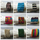 Beautiful Spring/Summer Bangles Bracelets Bright Wood special designs Holidays