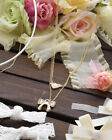 LIZ LISA - Double Ribbon Necklace
